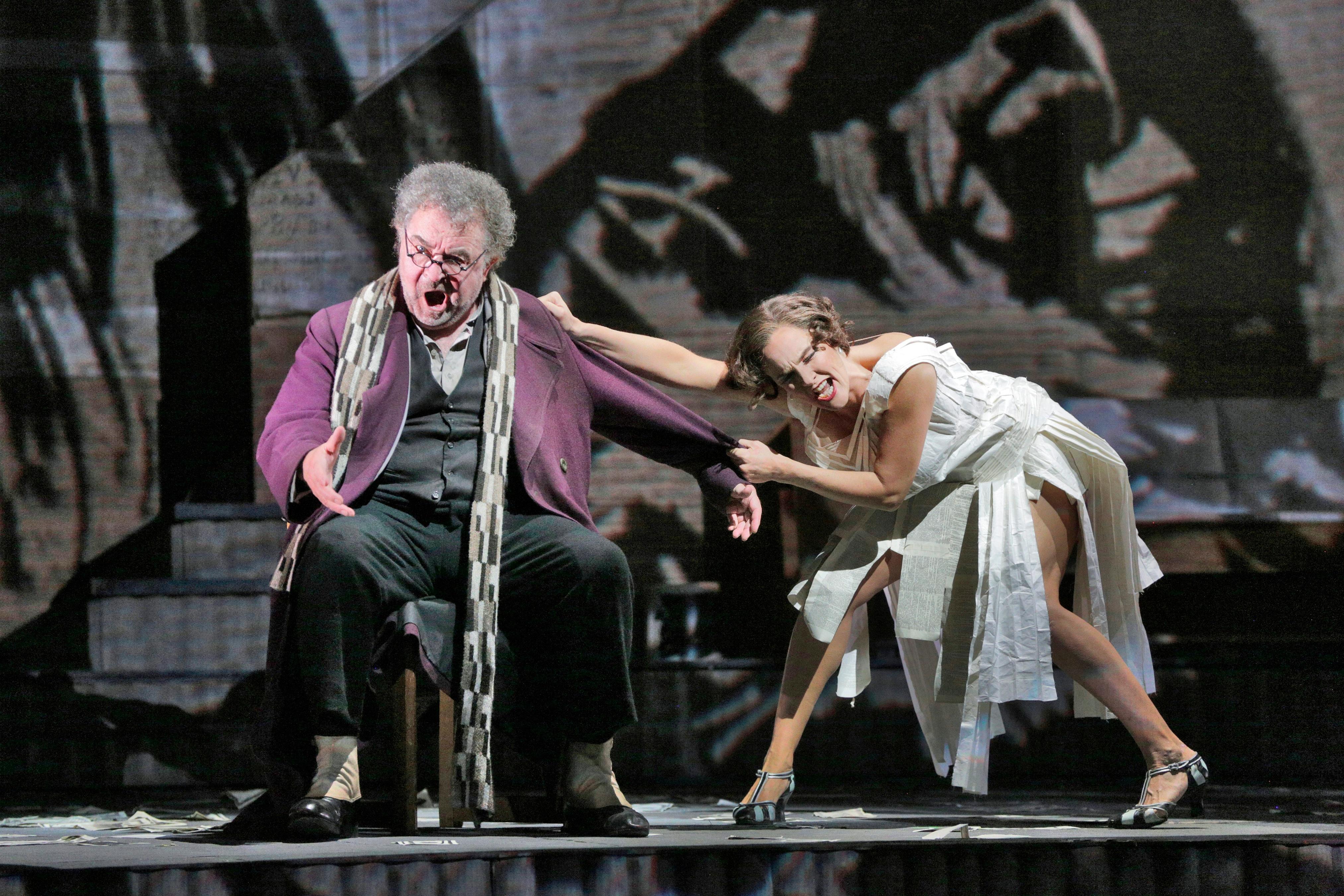 The Lulu Metropolitan Opera Talk at The Museum of Modern