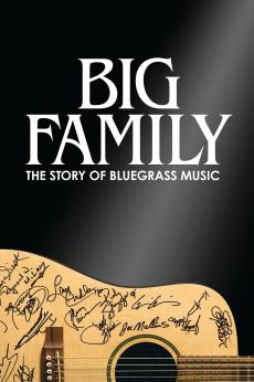 Big Family: The Story of Bluegrass Music: show-poster2x3