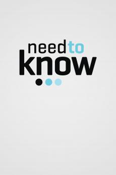 Need To Know: show-poster2x3
