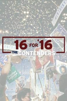 16 for '16 - The Contenders: show-poster2x3