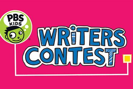 WETA PBS Kids Writers Contest logo