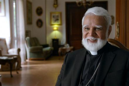 Archbishop Joseph Coutts Shops for a New Cassock: asset-mezzanine-16x9