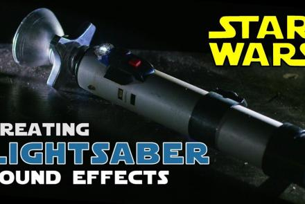 How to create Star Wars Lightsaber sound effects: asset-mezzanine-16x9