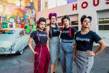 San Francisco's Dance Crew Blends Tap and Mexican Footwork: asset-mezzanine-16x9