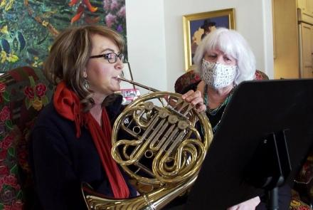 How music is helping Gabby Giffords rewire her brain: asset-mezzanine-16x9