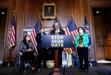 News Wrap: Senate passes bipartisan hate crimes bill: asset-mezzanine-16x9