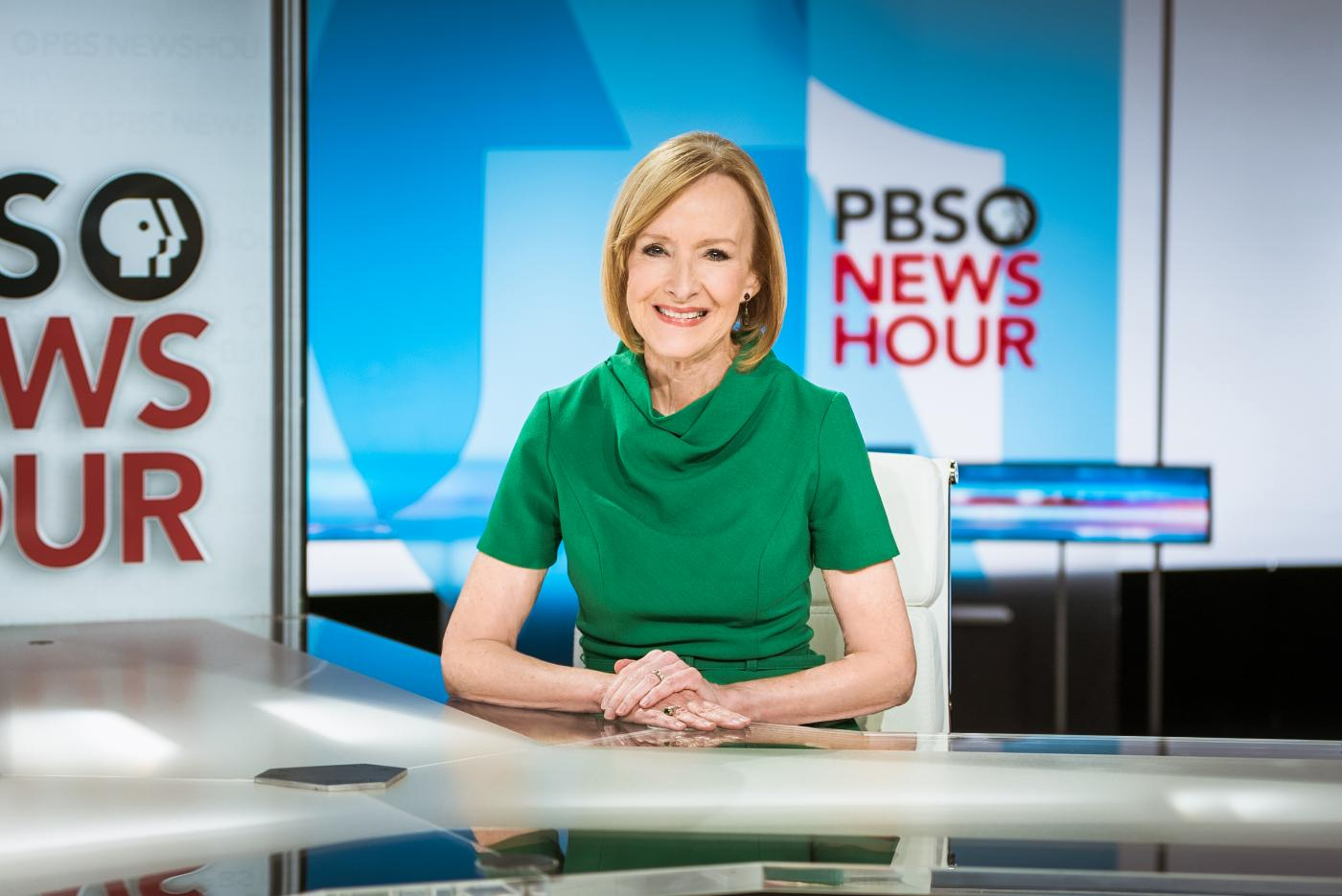 Judy Woodruff, PBS NewsHour Anchor and Managing Editor