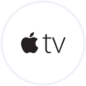 Download app on Apple TV