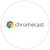 Download app on ChromeCast